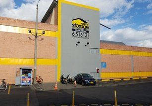 self storage terminal del norte